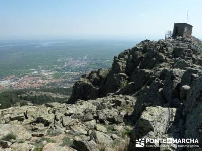 Cuerda de Cuelgamuros - Senderismo Ávila - Ruta Madrid; conoce gente